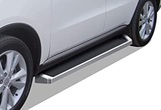 APS iBoard Running Boards Style Custom Fit 2011-2020 Dodge Durango (Will Not Fit with OE Skirt Cladding) (Nerf Bars Side Steps Side Bars)