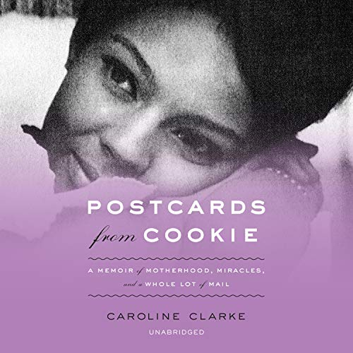 Postcards from Cookie book cover