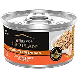 Purina Pro Plan Entrees in Gravy Adult Wet Cat Food
