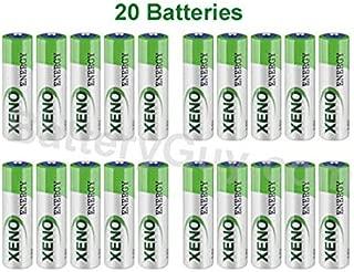 20 x XL-060F PLC Lithium Battery 3.6v 2600mAh