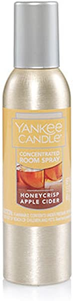 Yankee Candle Honeycrispy Apple Cider Concentrated Odor Eliminating Room Spray 1 5 Oz