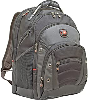"15.6"" Gray Notebook Backpack"