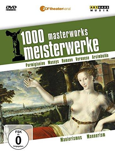 1000 Meisterwerke - Manierismus, 1 DVD