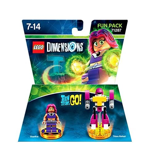 PlayStation 4: Lego Dimensions Fun Pack Teen Titans Go!