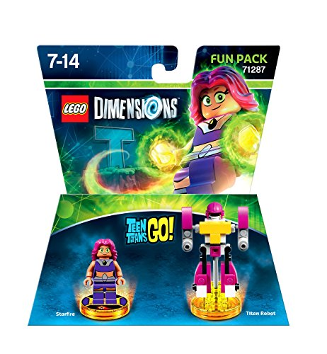 Warner Bros Interactive Spain Teen Titans GO! Fun Pack