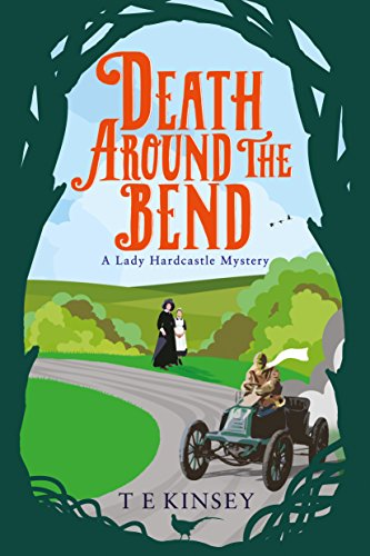 Death Around The Bend by T E Kinsey ebook deal