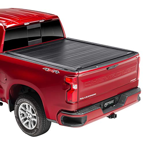 top 10 retractable tonneau cover Retrax PROMX Retractable Truck Cover | 80481 | Suitable for Chevrolet Silverado and GMC 2019-2021 …