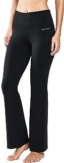 Pantalones de Yoga de Mujer Pantalón de Pilates de Cintura Alta Yoga Gimnasio Running Training