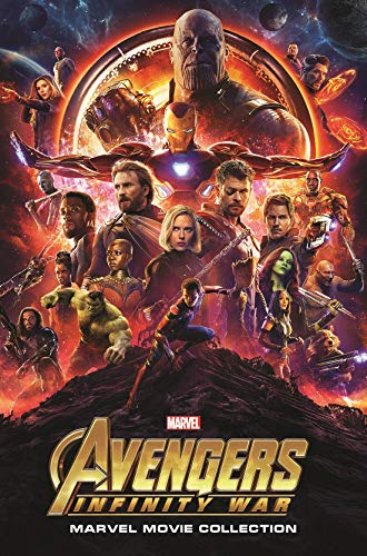 Marvel Movie Collection: Avengers: Infinity War