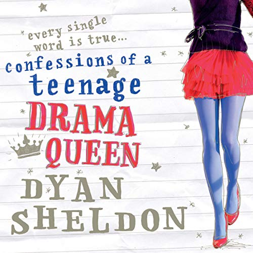 Confessions of a Teenage Drama Queen cover art