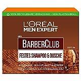 L'Oréal Men Expert Festes Shampoo für Männer, XL-Seifenstück zur Reinigung von Körper, Haar &...