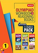 Class 1: Work Book and Reasoning Book Combo for NSO-IMO-IEO-NCO-IGKO (2019-20)