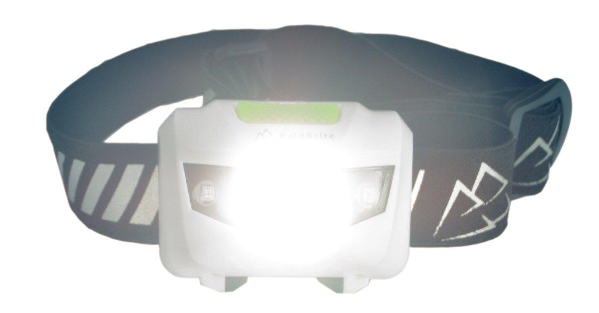 Running Headlamp Flashlight Reflective Band