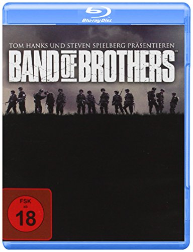 Band of Brothers - Box Set [Alemania] [Blu-ray]