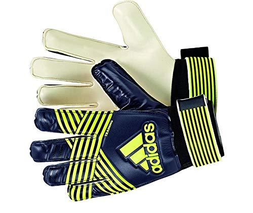 adidas Ace Training Guantes de Portero, Unisex Adulto, Legend Ink F17/amarillo Solar, 9