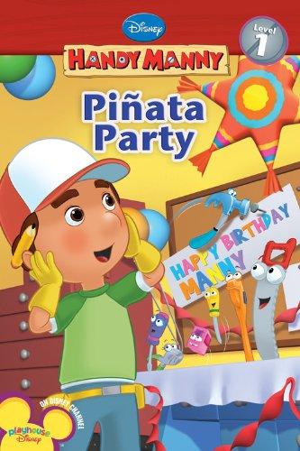 Piñata Party (Disney Handy Manny)
