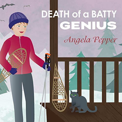Death of a Batty Genius cover art