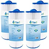 Tier1 Replacement for Marquis Spa Filter PPM35SC, Filbur FC-0195, Unicel 5CH-352 Spa Filter for Marquis Spas 4 Pack