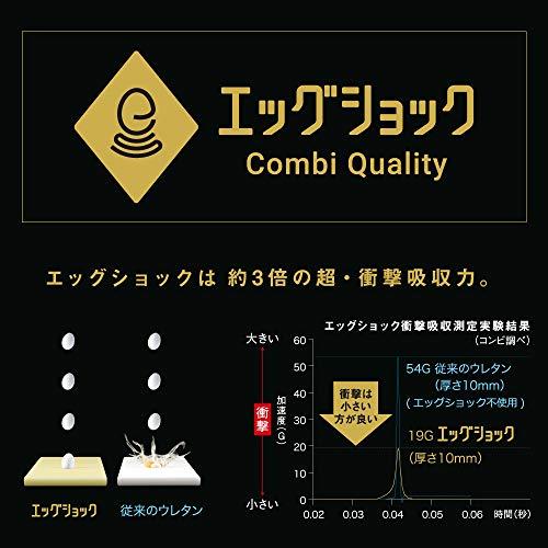 Combi(コンビ)『スゴカルα4キャスエッグショックHS』