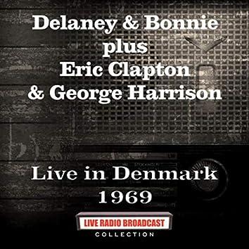 Live in Denmark 1969