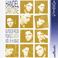 Handel: Suites for Harpsichord, Vol. 1 Nos. 1-5 HV 426-430 (2004-12-28)