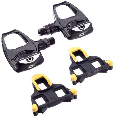 Shimano Rennrad Pedal, schwarz