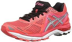 Asics Gt-2000 3, Women's Running Shoes, Pink (diva Pink / silver / black 2593), 42 EU