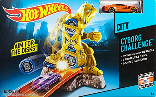 Hot Wheels - Pista Stunt 3 (Mattel CDK81)
