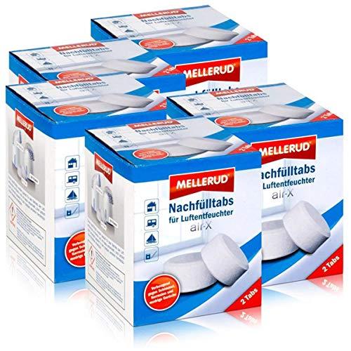 Mellerud Luftentfeuchter air-X Nachfülltabs 2 Tabs (5er Pack)