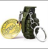 PIA INTERNATIONAL ® Mini Hg Shape Military Flame Cigarette Lighter