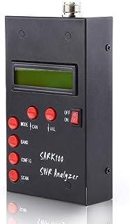 Analizador de antena, estable, de onda corta, portátil, SWR, analizador de antena, medidor, probador para radioaficionados