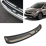 Toryea Rear Bumper Cover Guard Sill Protector Compatible with Honda CR-V 2015 2016