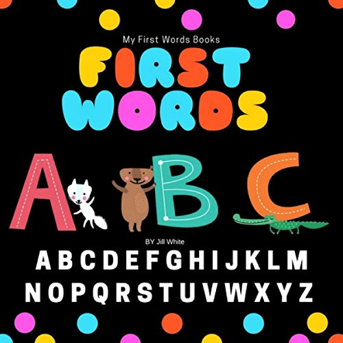 First Words: ABC audiobook cover art