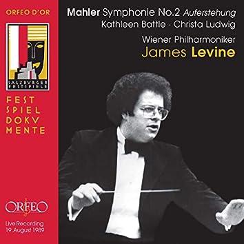 "Mahler: Symphony No. 2 in C Minor ""Resurrection"" (Live)"