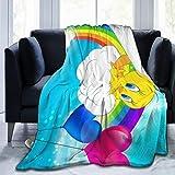 YEGFTSN Twe-ety Bird Ultra-Soft Warm Micro Fleece Throw Blanket Sherpa Plush Fleece Wearable Throw Blankets for Bed Couch Living Room 60'x50'