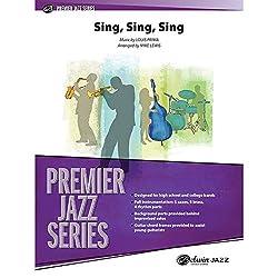 LOUIS PRIMA: SING, SING, SING