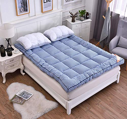CYQ Tatami thick mattress, Folding mattress in student dormitory, Single Tatami, Sleeping mattress on the ground, Futon mattress Tatami B 60x120 cm (24x47 inches)