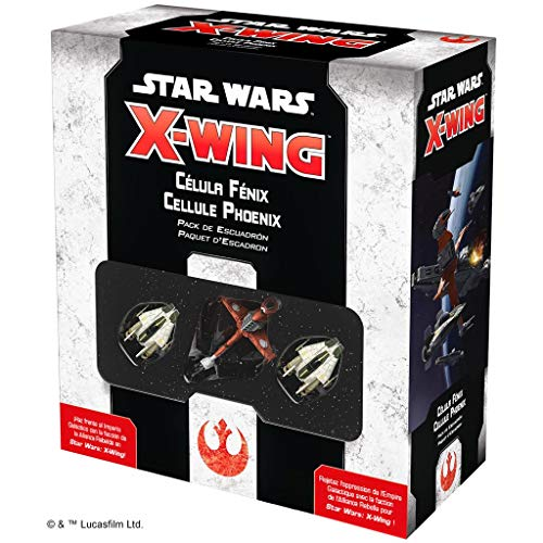 Star Wars X-Wing 2.0 Célula Fénix