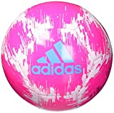adidas Glider 2 Soccer Ball Shock Pink/White/Bright Cyan 5