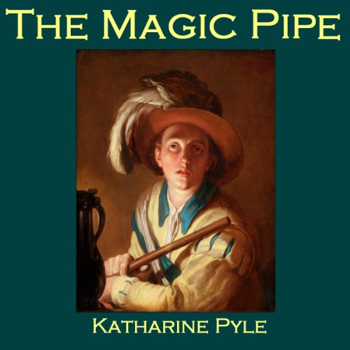The Magic Pipe audiobook cover art