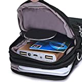 Zoom IMG-2 borsa porta cellulare tracolla nylon