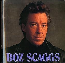 [コンサートパンフレット]BOZ SCAGGS ボズ・スキャッグス[1993年3月LIVE TOUR]