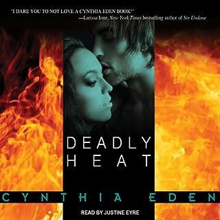 Deadly Heat audiobook cover art