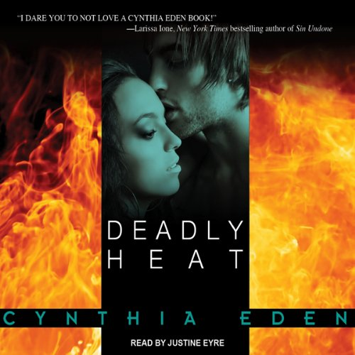 Deadly Heat audiobook cover art
