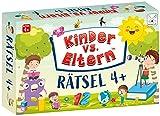 Juego de cartas para niños y adultos, juego de preguntas para toda la familia, juego de viaje para niños, Contra padres, misterios 4 + t, niños, 50 tarjetas 100 preguntas, edad 4 +