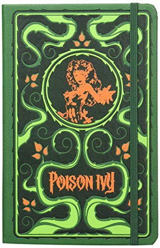 DC Comics: Poison Ivy Hardcover Ruled Journal (Journals)