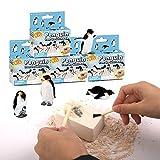 Penguin Mining Toy 4 Sets Mini Dig Kit Creative Penguin Excavation Toy Juguete Científico Juguete Educativo Juguete De Desarrollo Para Niños