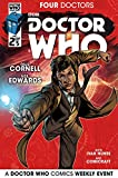 Doctor Who 2015 Event: The Four Doctors #2 (Doctor Who: 2015 Event: Four Doctors) (English Edition)