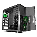 Deep Silence 4 Mini Tower M-ATX Case for Compact PC with Space For...