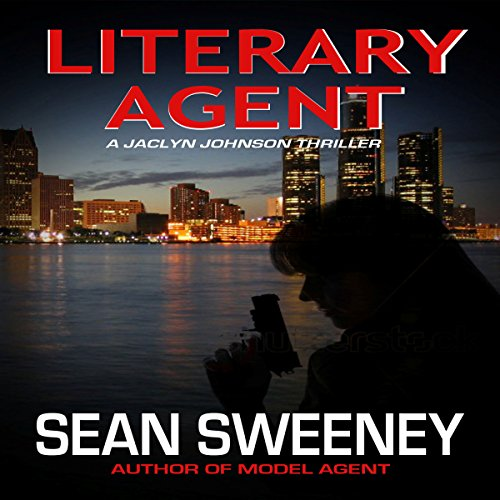 Literary Agent audiobook cover art